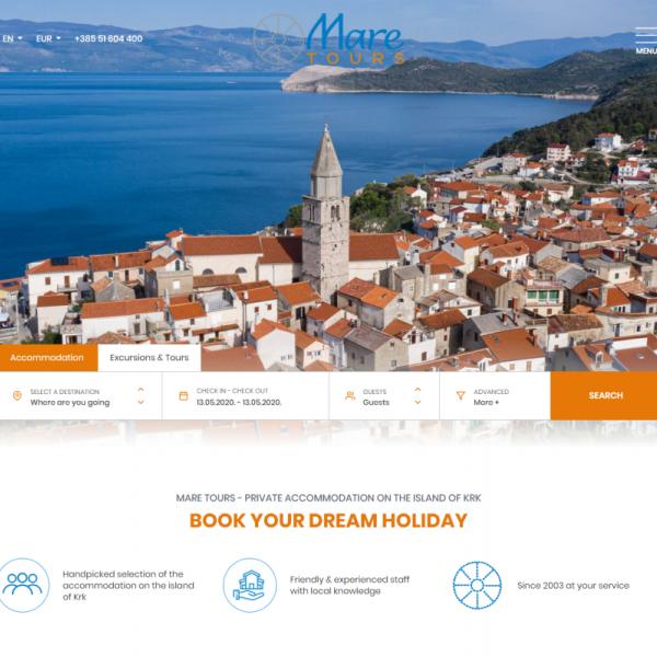 Turistička agencija Mare Tours